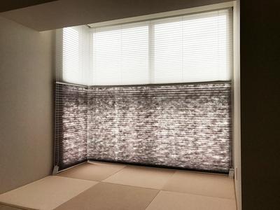 京都市中京区 プリーツスクリーン(タチカワブラインド)のサムネイル