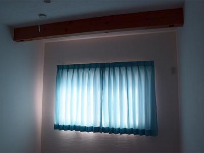 京都市右京区 オーダーカーテン(リリカラ)のサムネイル