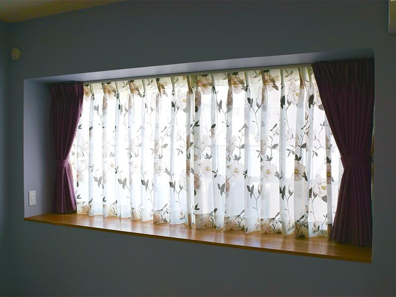 京都市上京区 オーダーカーテン(スミノエ)のサムネイル